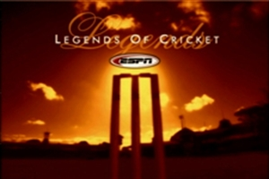 Picture of DVD- ESPN LEGENDS OF CRICKET
